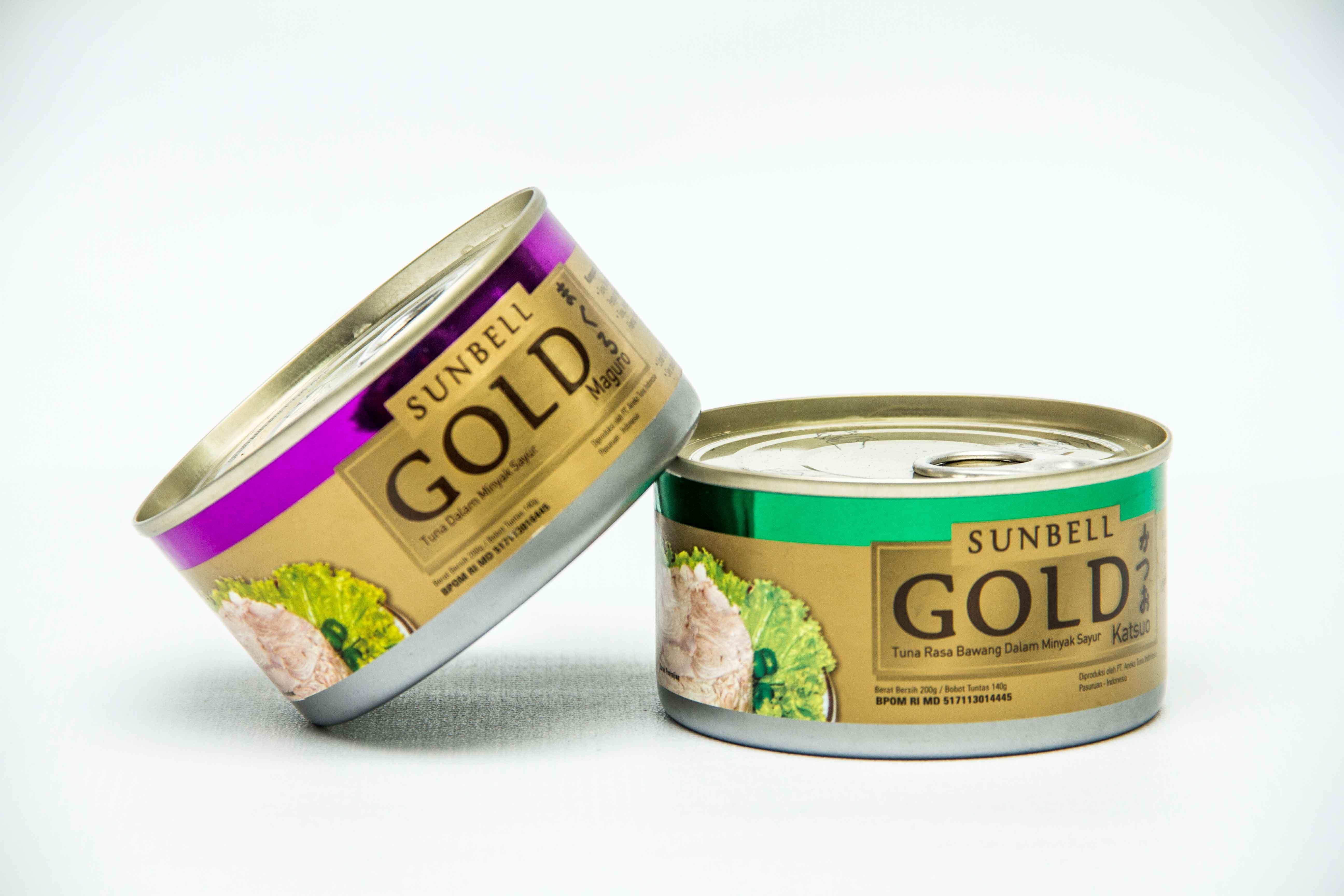 Sunbell Gold